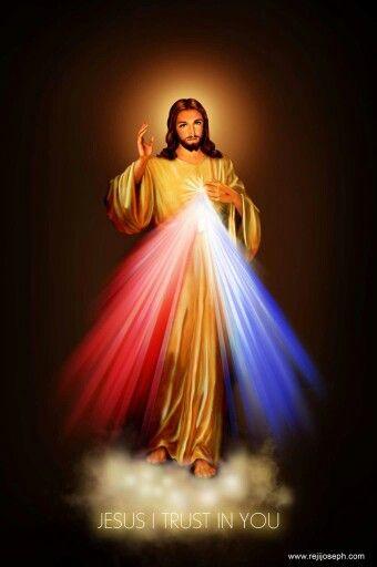 Sacred Heart of Jesus I worship and adore You