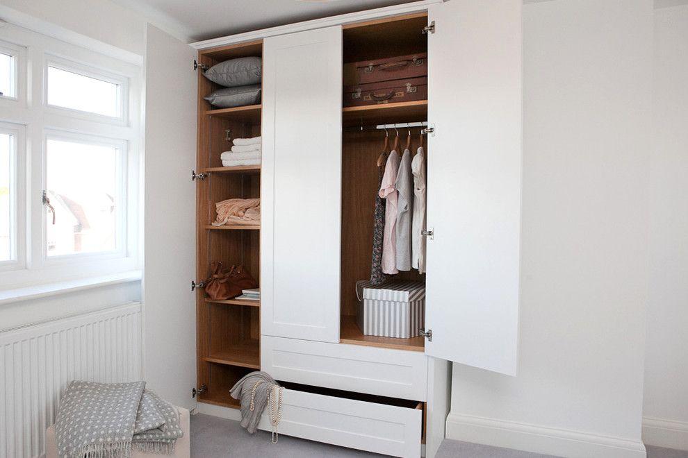 Armoire Built In Bedroom Google Search Lemari