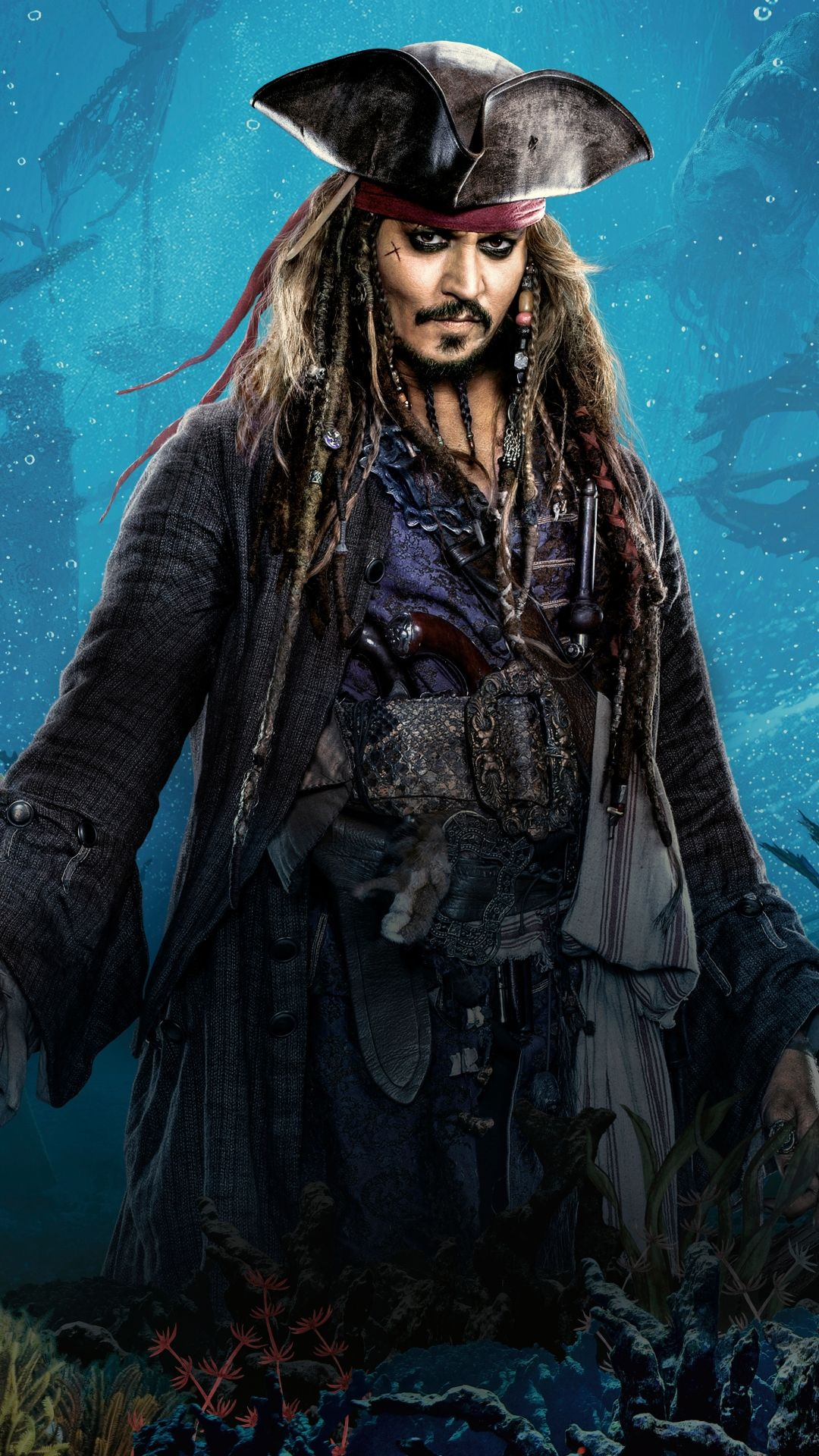 Pirates of the Caribbean Dead Men Tell No Tales Javier ...