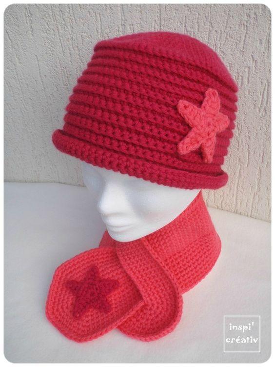 Tuto Echarpe Bébé/Enfant au Crochet - Inspirations Créatives | Pinterest