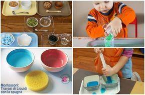 Attività e giochi Montessori per bambini di 2 anni | Attività per