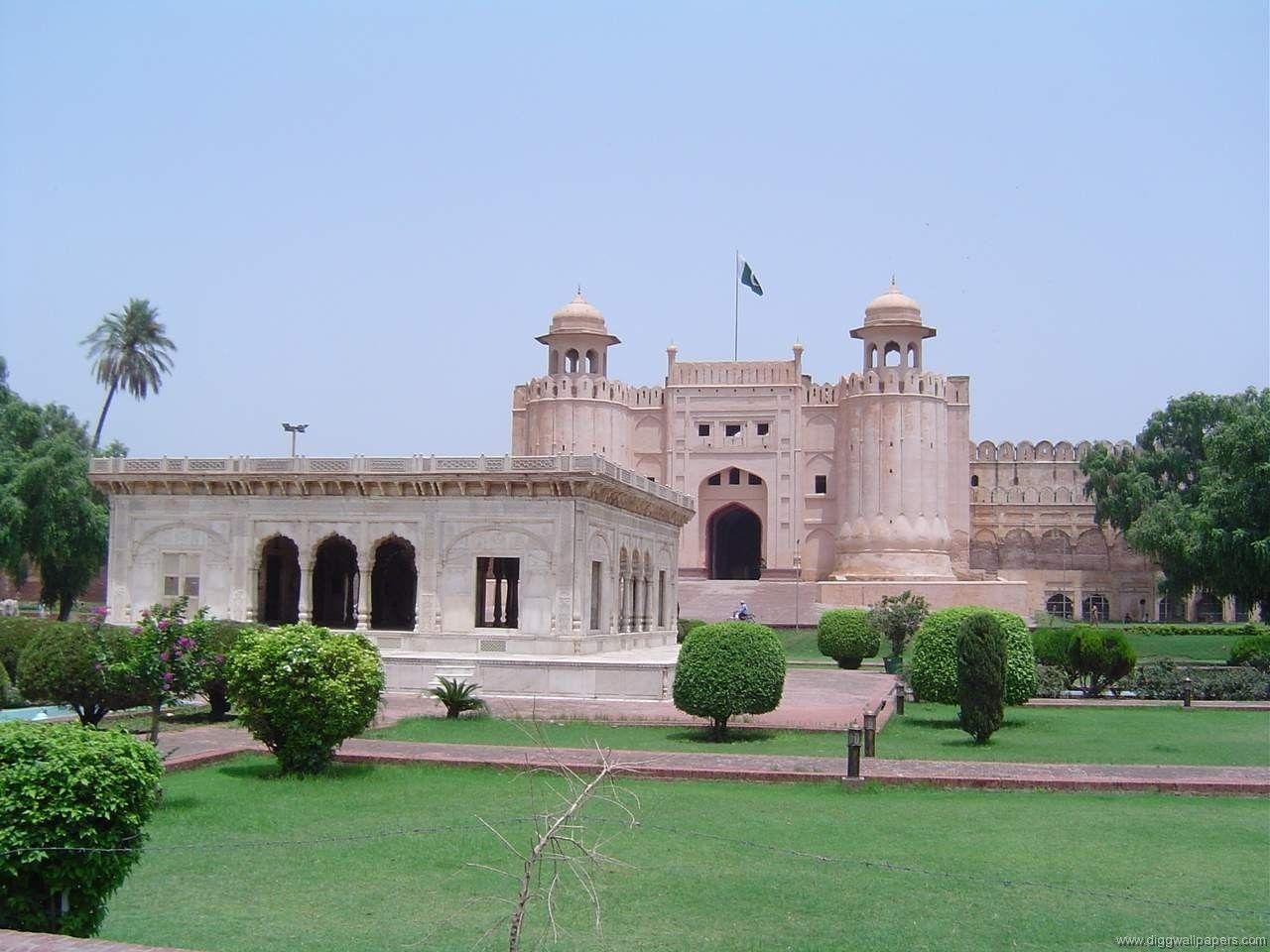 Shahi Qila Lahore <b>Pakistan</b> Wallpapers ~ Pakistani