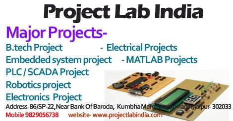 Projectlabindia: Major Project in jaipur | Major Project in jaipur ...