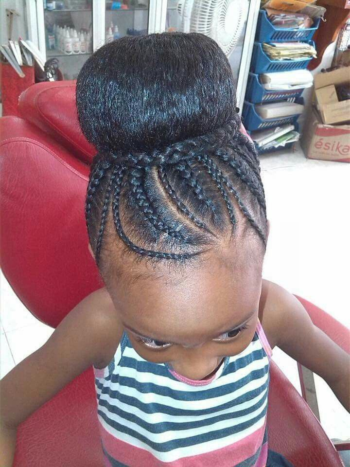 Kid S Braid Pineapple Hair Styles Hair Styles 2016 Flat Twist Hairstyles