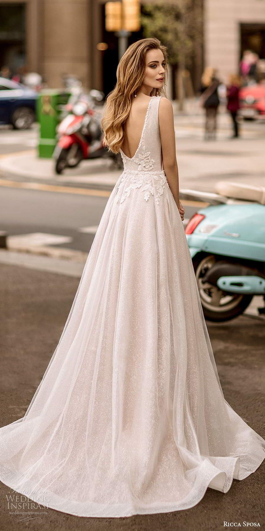 Ricca Sposa Wedding Dresses 2020 Barcelona Bridal Collection