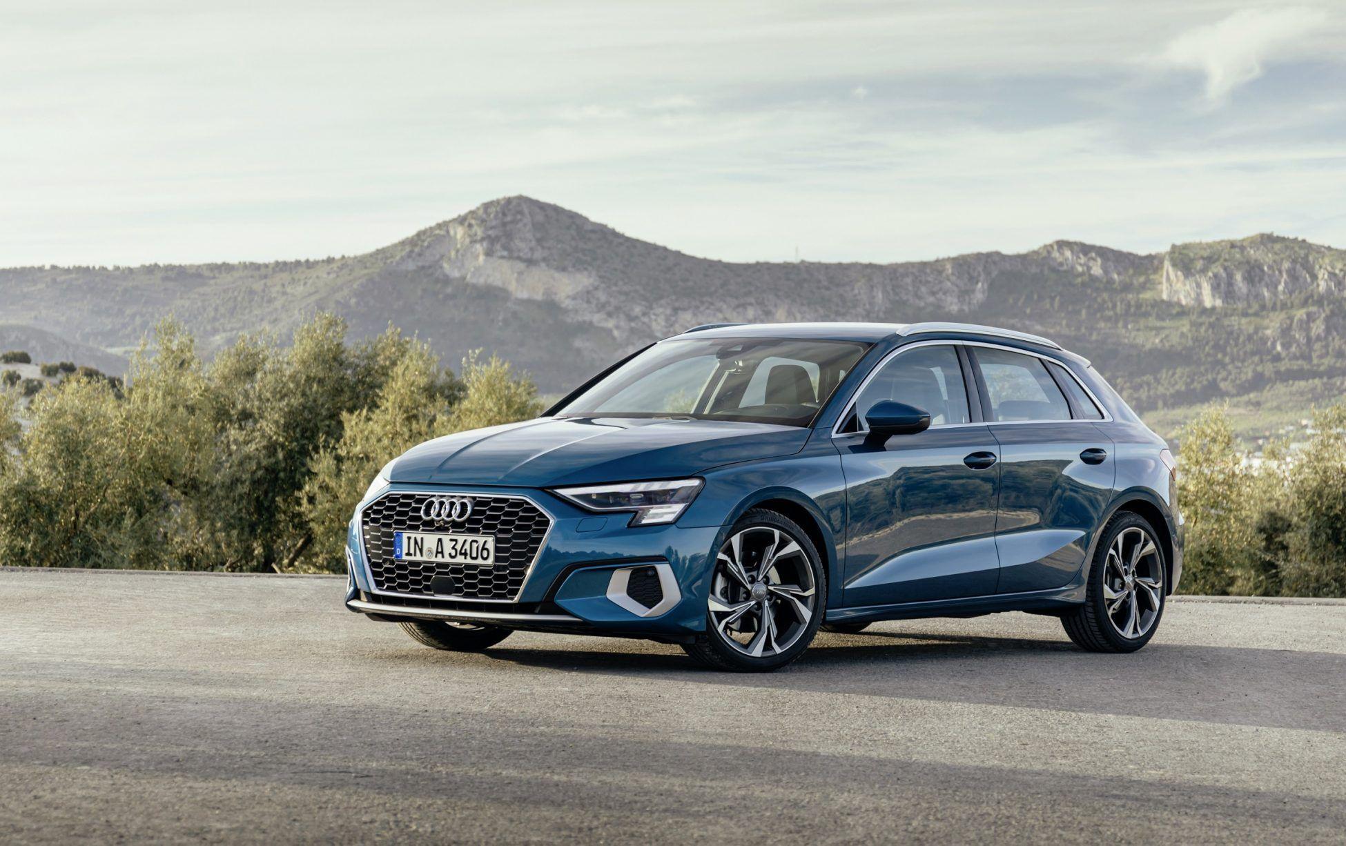 Audi A3 Sportback Ευφυές, εξηλεκτρισμένο και πλήρως
