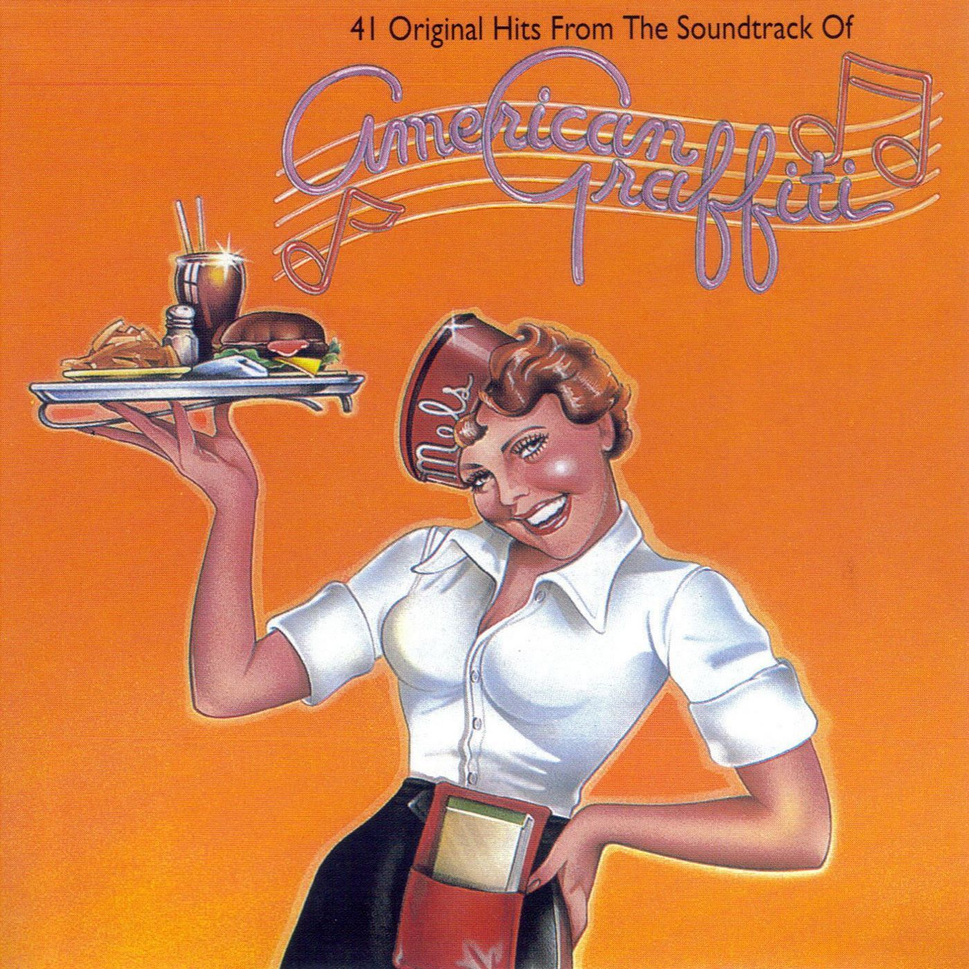 American Graffiti Movie Soundtrack 1973 American Graffiti Movie Soundtracks Vinyl Record Album