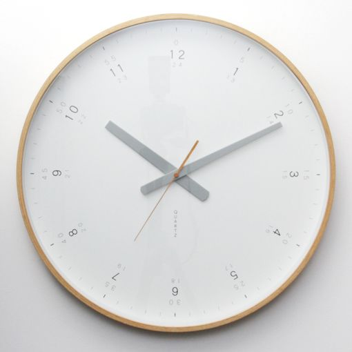 Modern Wooden Wall Clock Online With Fast Insured Australia Wide Shipping Crafted From Quality Wood Simple Minimalist Design 100 Guaranteed