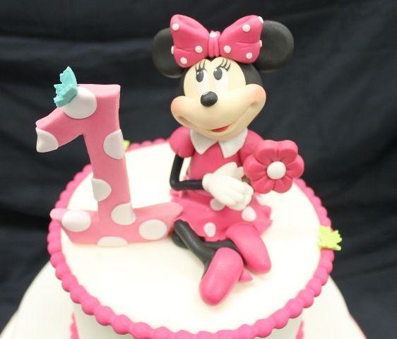 Minnie the cake blog come imparare a decorare una for Decorare la stanza di minnie e topolino