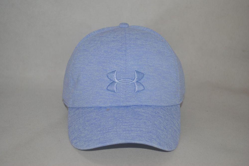 6b3d9e5ac36 New Under Armour UA Microthread Twist Renegade Cap Women s Talc Blue Hat  OSFA  fashion  clothing  shoes  accessories  womensaccessories  hats