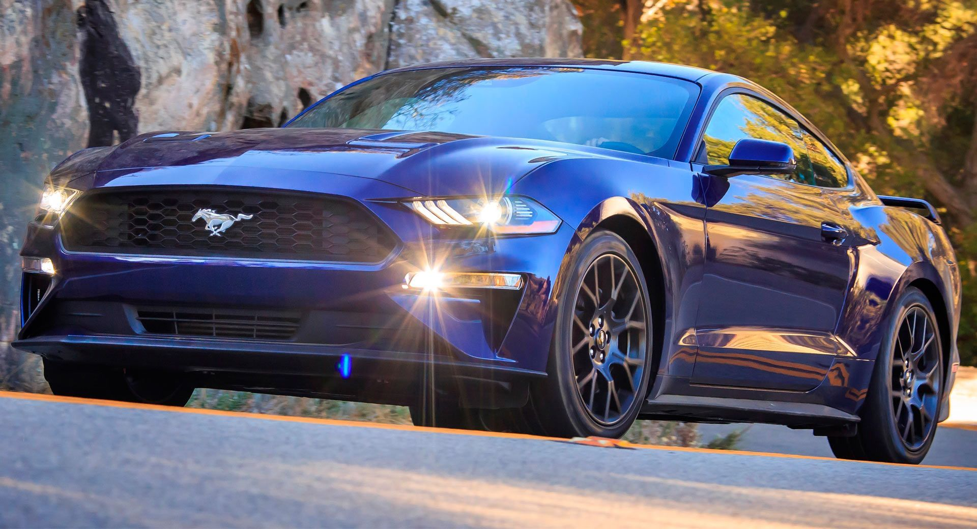 Next Ford Mustang Could Get All Wheel Drive And Electric Variant