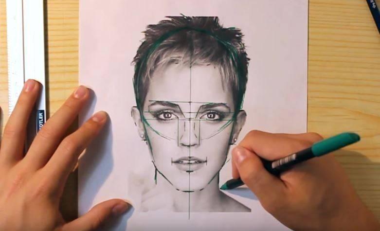 Aprender Como Dibujar Retratos Es Lo Que Muchos Dibujantes Quieren Y Por Que Sucede Esto Bueno Dibujar R Como Dibujar Retratos Pintando Retratos Retratos