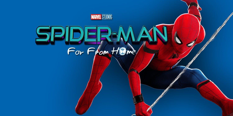 Spider Man Weit Von Zu Hause Fan Made Poster Ehrwurdigt Raimis Original Spider Man Heimkehr2 Spiderman Filme Poster