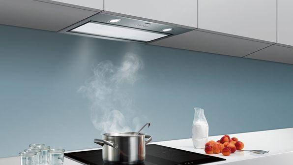 Campanas extractoras siemens silenciosas y potentes interior design campanita cocinas y - Campanas extractoras de cocina silenciosas ...