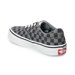 checkered vans big kids