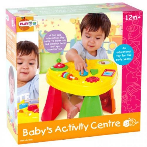 f13727404 PlayGo Baby s Activity Centre