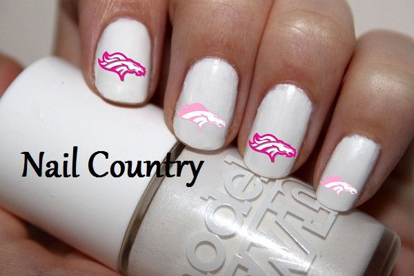 Pin By Official Denver Broncos On New Country Nails Nails Hunting Nails