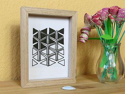 3D Zeichnen - Tangle