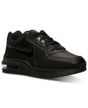 e76a93803e Nike Men's Air Max Ltd 3 Running Sneakers from Finish Line - Black 10.5