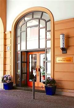 Deutsches Theater Downtown Munchen Germany Hotel Munich Downtown