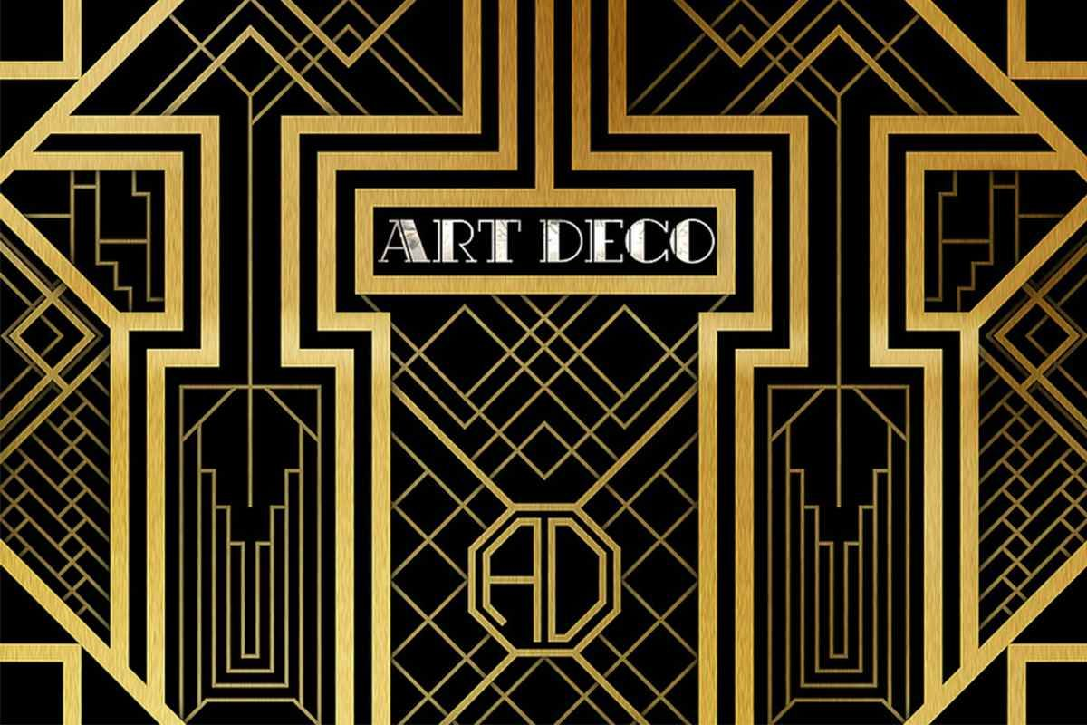 Art deco period one of the most beautiful styles in for Art deco origin