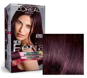 Feria Hair Color Chocolate Cherry Feria Hair Color On