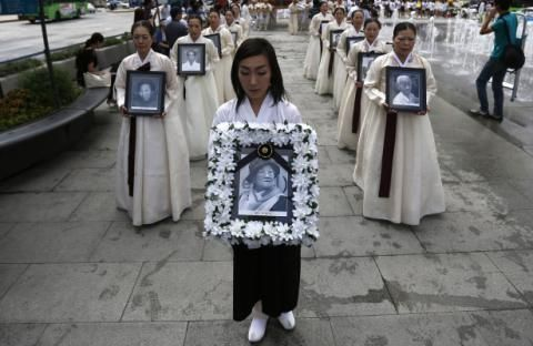 Seeking Justice—or At Least the Truth—for 'Comfort Women' | Portside