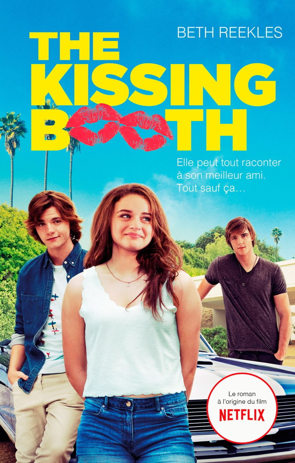Filme Wie The Kissing Booth