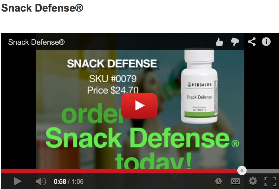 Snack Defense®