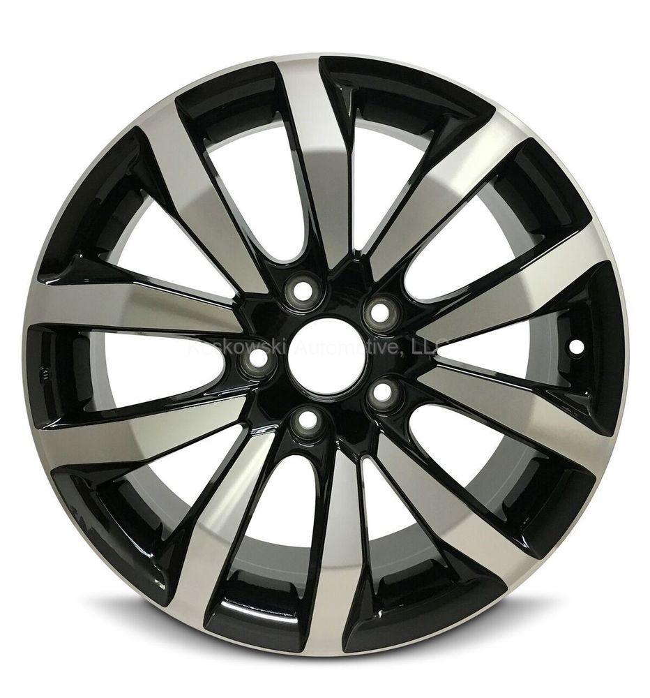 New 17 Quot Alloy Wheel 10 Spoke Fits Honda Civic 09 11 10