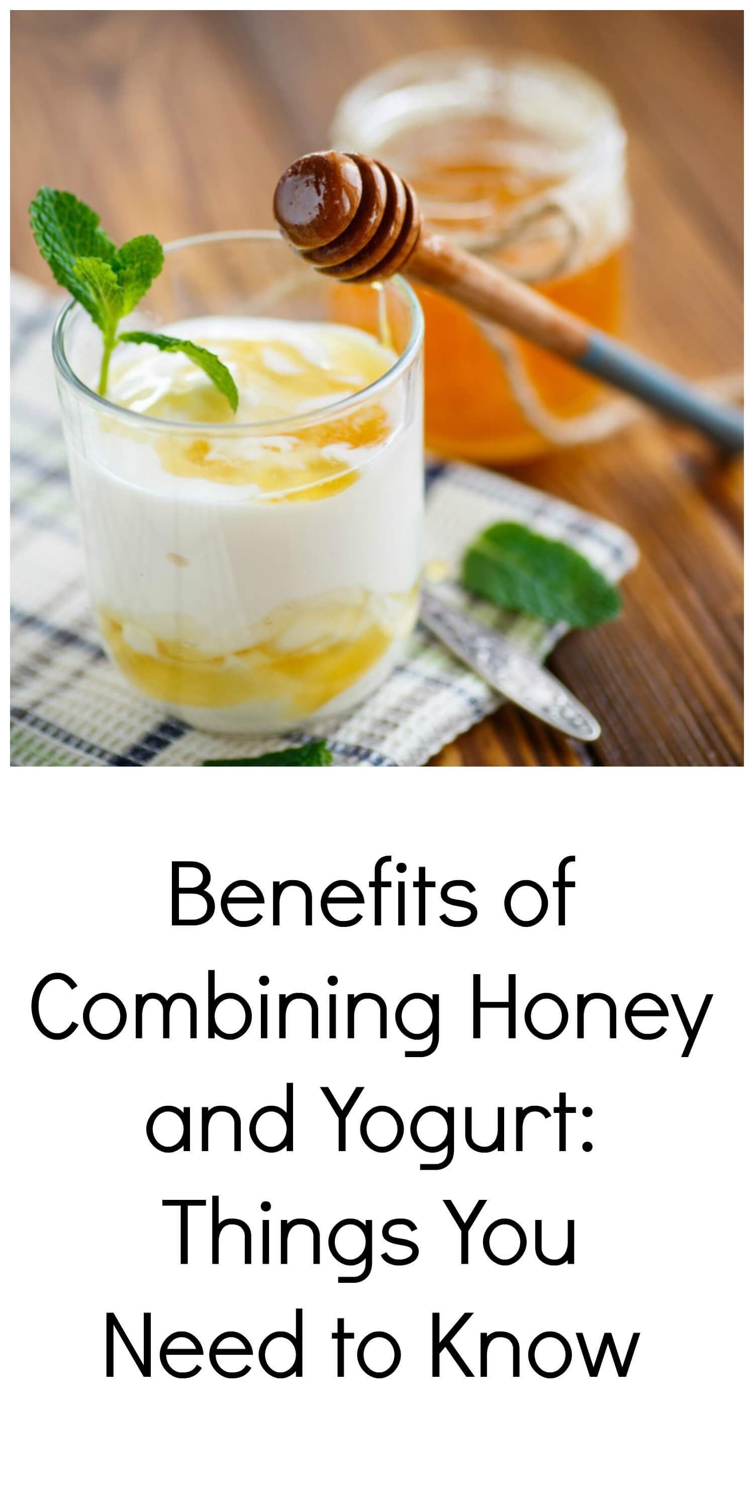 benefits of combining honey & yogurt-things you need to know