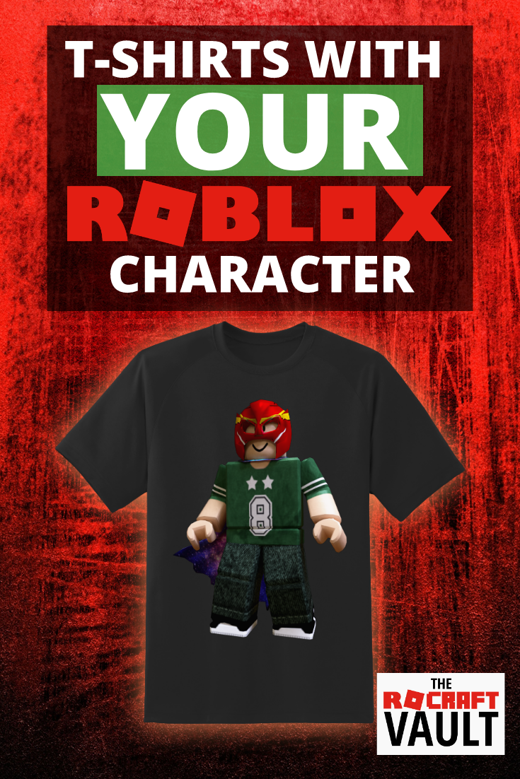 Roblox Shirt Roblox Character Gaming Tee Personalized Shirt