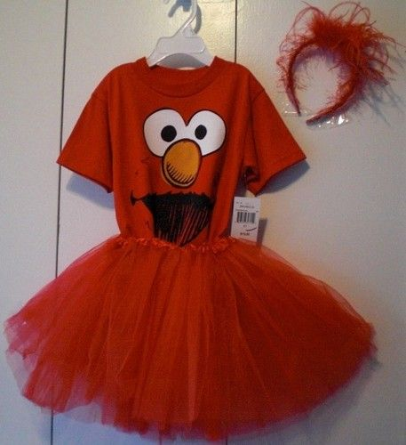 Halloween costume elmo tutu t shirt dress up w headband 4t 3pcs halloween costume elmo tutu t shirt dress up w headband 4t 3pcs nwt solutioingenieria Choice Image