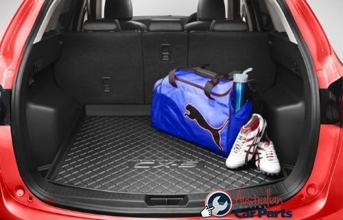 TAILORED PVC BOOT LINER MAT TRAY Mazda 3 HB since 2013