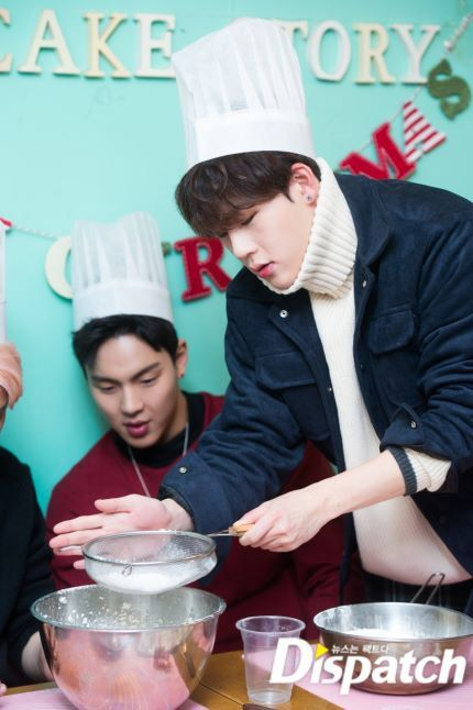 """""""""""Cooking inabilities reflection"""": Monsta X, Cooking Idol Birth Source: Naver Starcast"""""""