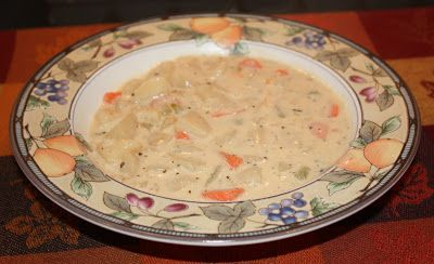 Share Tweet + 1 Mail Last week Amandaposted a recipe for potato soup that really made me crave it. When we got home from ...