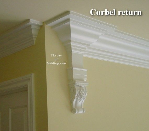 10 Steps Trimming Kitchen Peninsulas With Beadboard: 12how-to-cut-crown-molding-returns-great-room