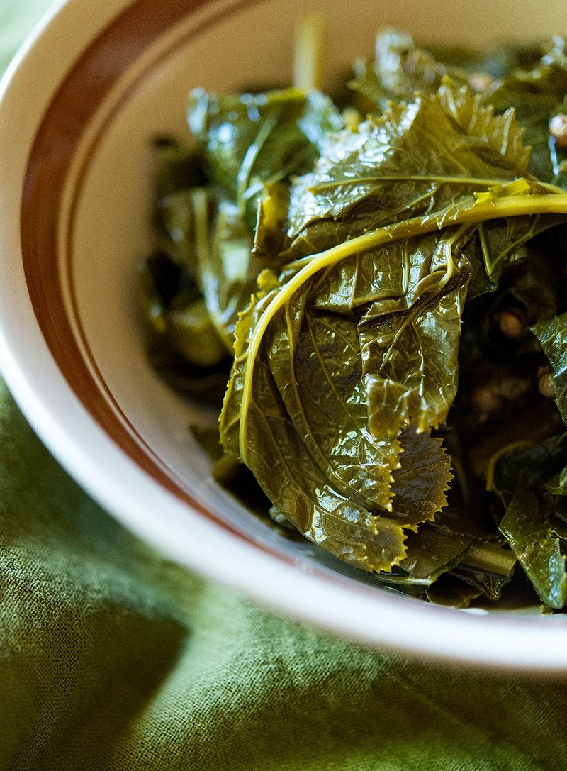 Pickled Mustard Greens, Chinese Style   Recipe   Pickled mustard ...