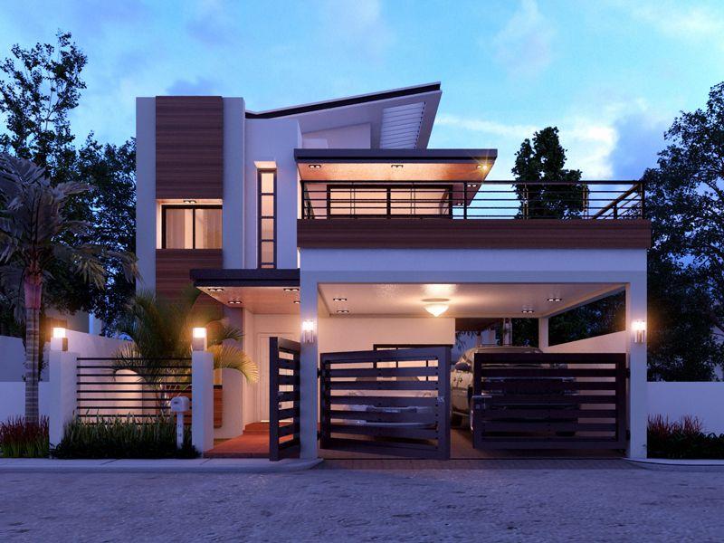 Modern House Design Series MHD