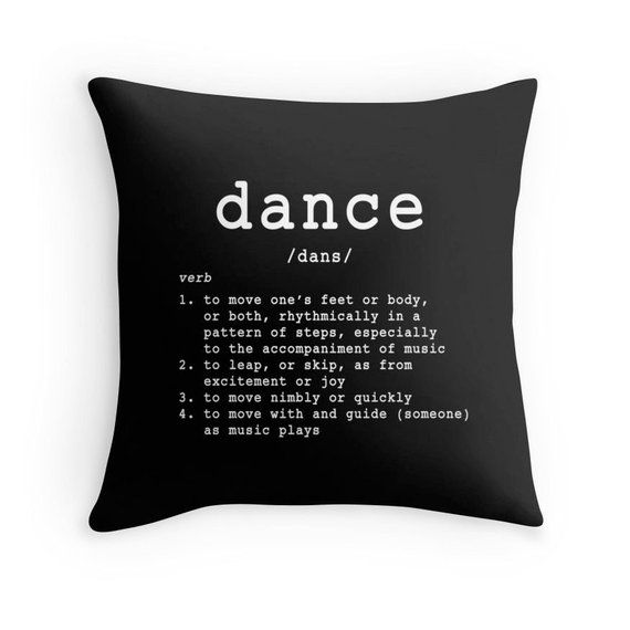 Dance Definition Dance Quote Dancer Prints Dancer Quote