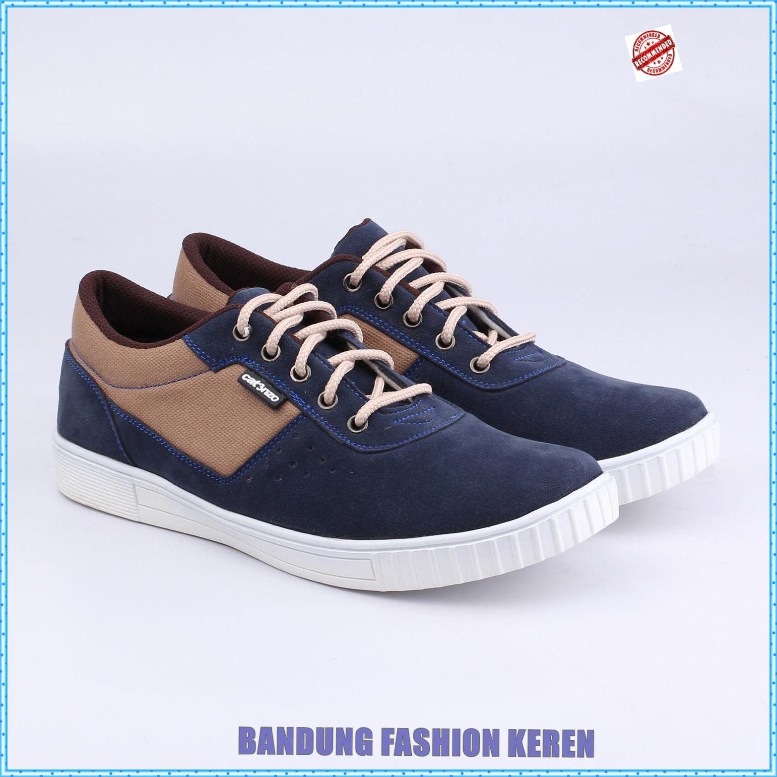 Sepatu Casual Pria Ny 085 Produk Fashion Handmade Terbaik 100
