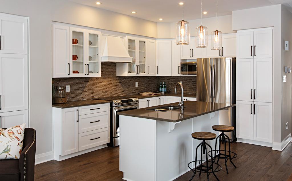 Fairhaven Kitchen  Open Space Concept  Pinterest  Bungalow Prepossessing Kitchen Model Design Design Inspiration