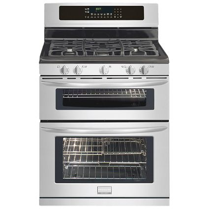 Frigidaire Gallery 30 Free Standing Gas Range Smudge Proof Stainless Steel Pcrichard