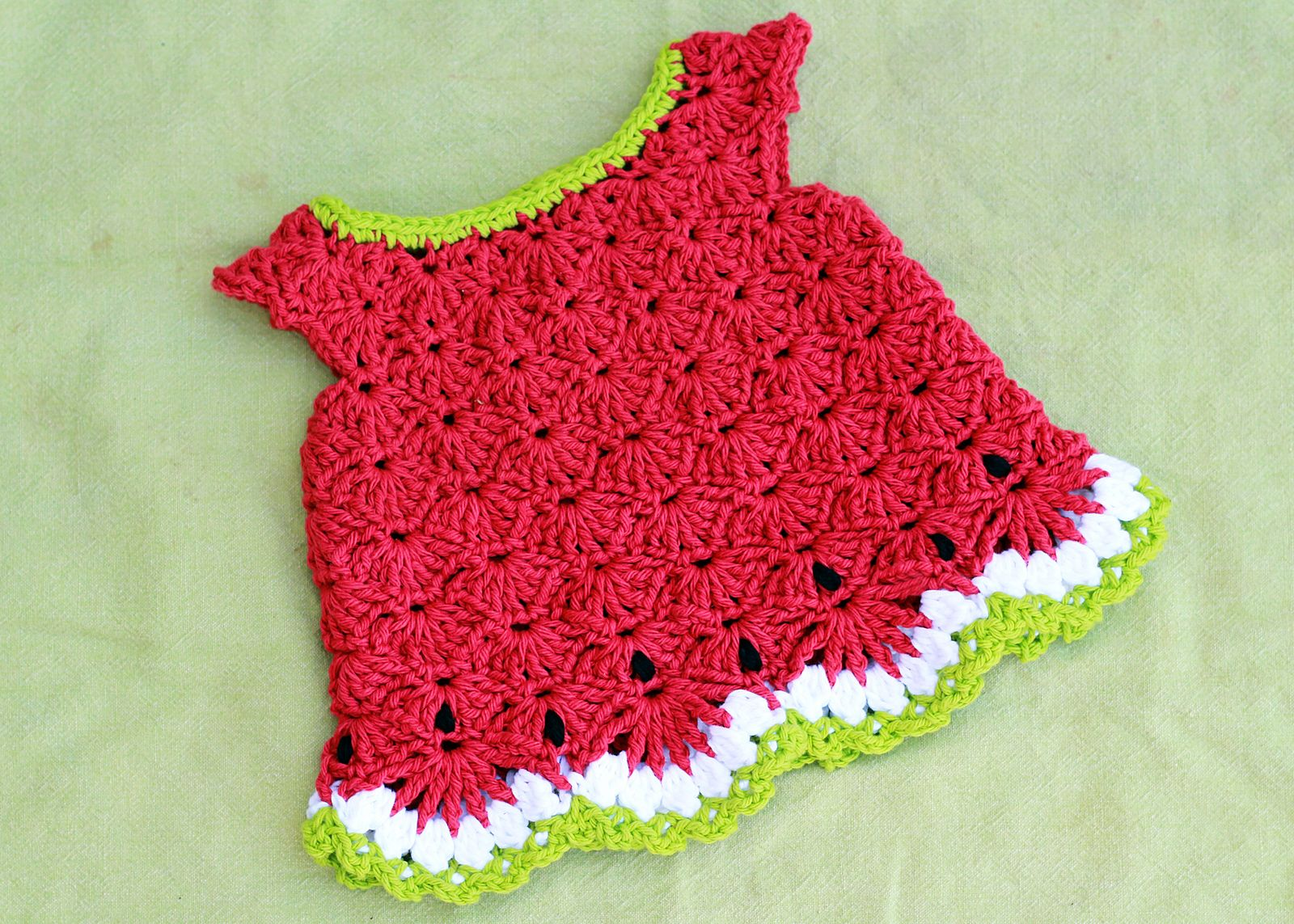 Little White Dress By SarahSweethearts - Free Crochet Patte ...