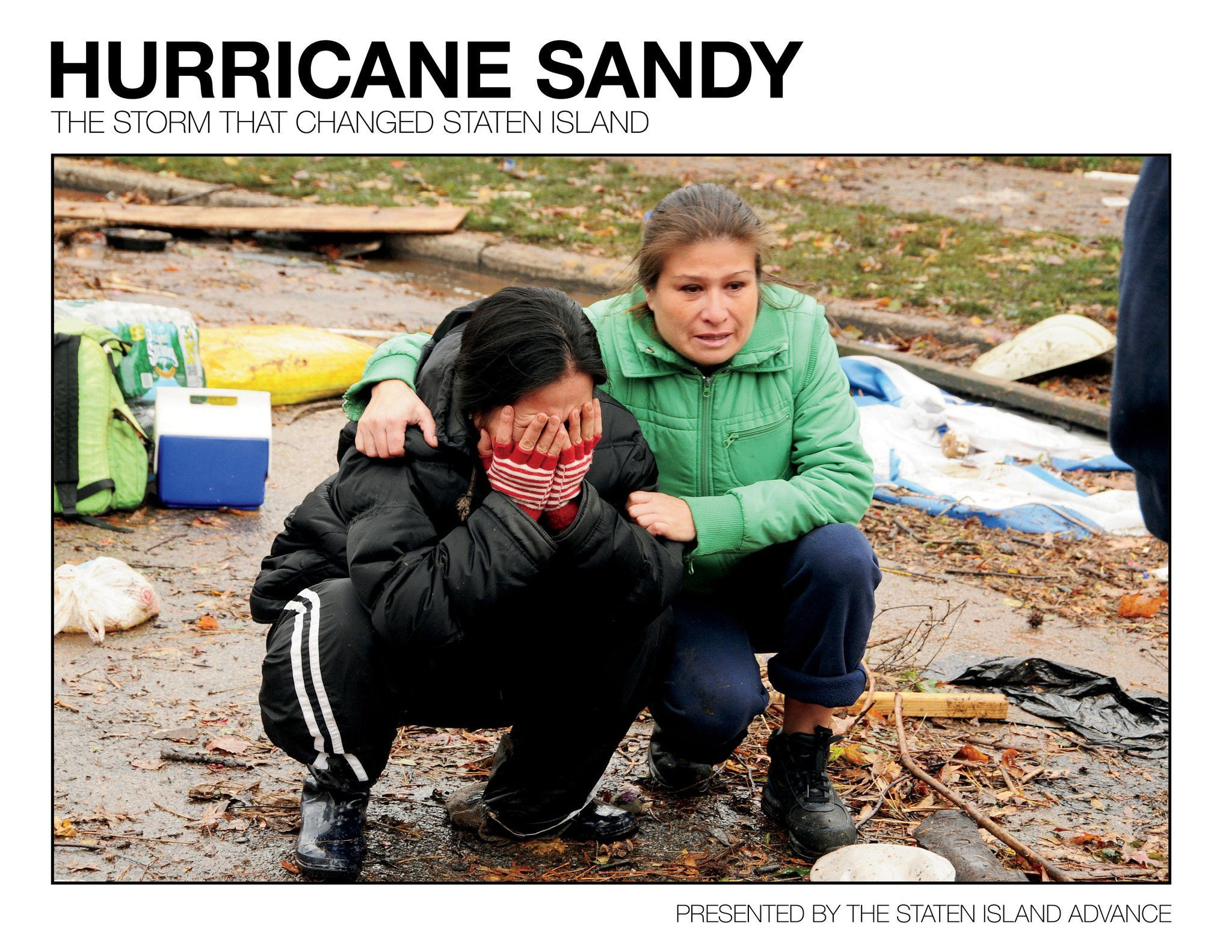 Hurricane Sandy: The Storm that Changed Staten Island