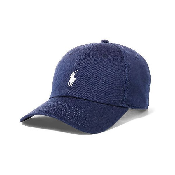 c00cbcc6 Ralph Lauren Polo Golf Fairway Twill Cap ($40) ❤ liked on Polyvore ...