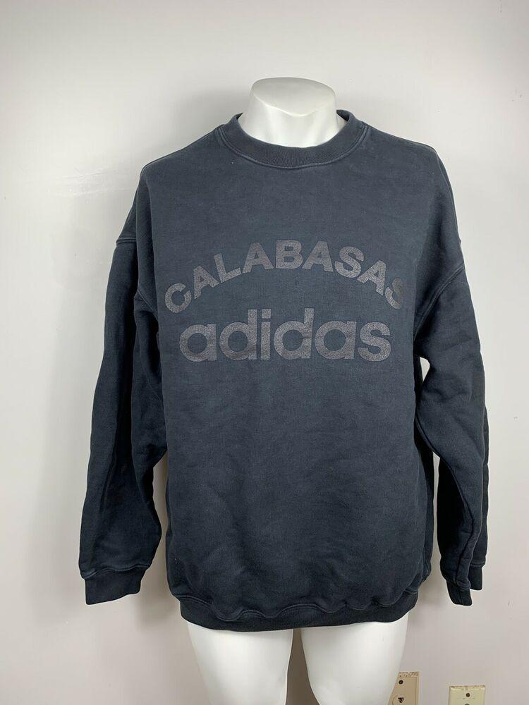 yeezy adidas calabasas sweatshirt