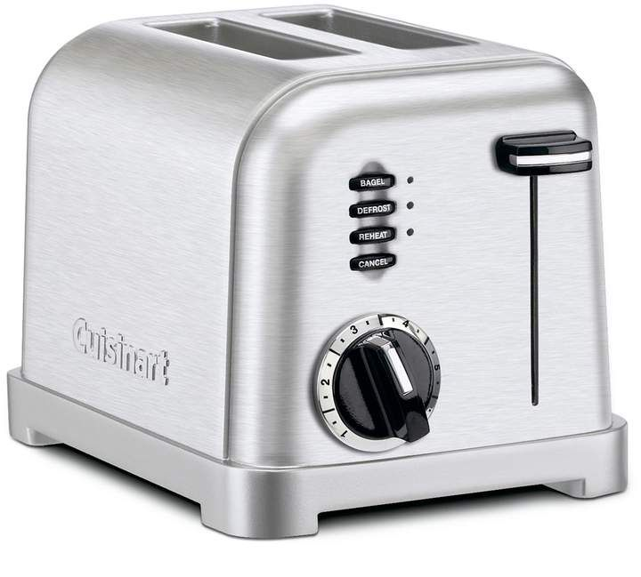 Cuisinart 2slice classic metal toaster in 2020 with