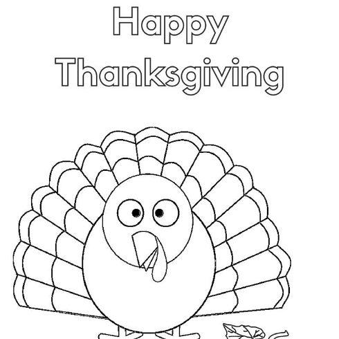 Plump Thanksgiving Turkey Worksheet Education Com Free Thanksgiving Coloring Pages Thanksgiving Coloring Sheets Turkey Coloring Pages