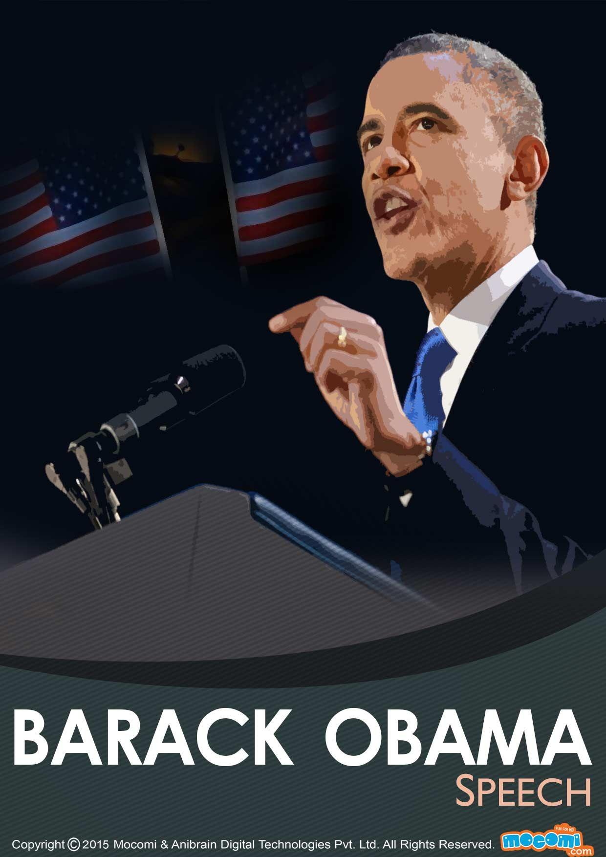 Barack Obama Speech - Speeches for Kids   Inspirational